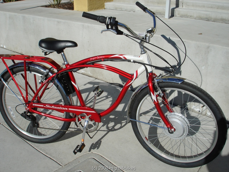 Custom Electric Bike