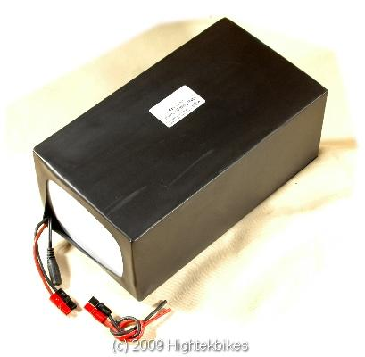 52V 21AH Lithium Battery Pack